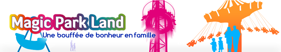 Attractions Magicland parc d'attractions bouches du rhone 13 loisirs amuser enfant enfants marseille