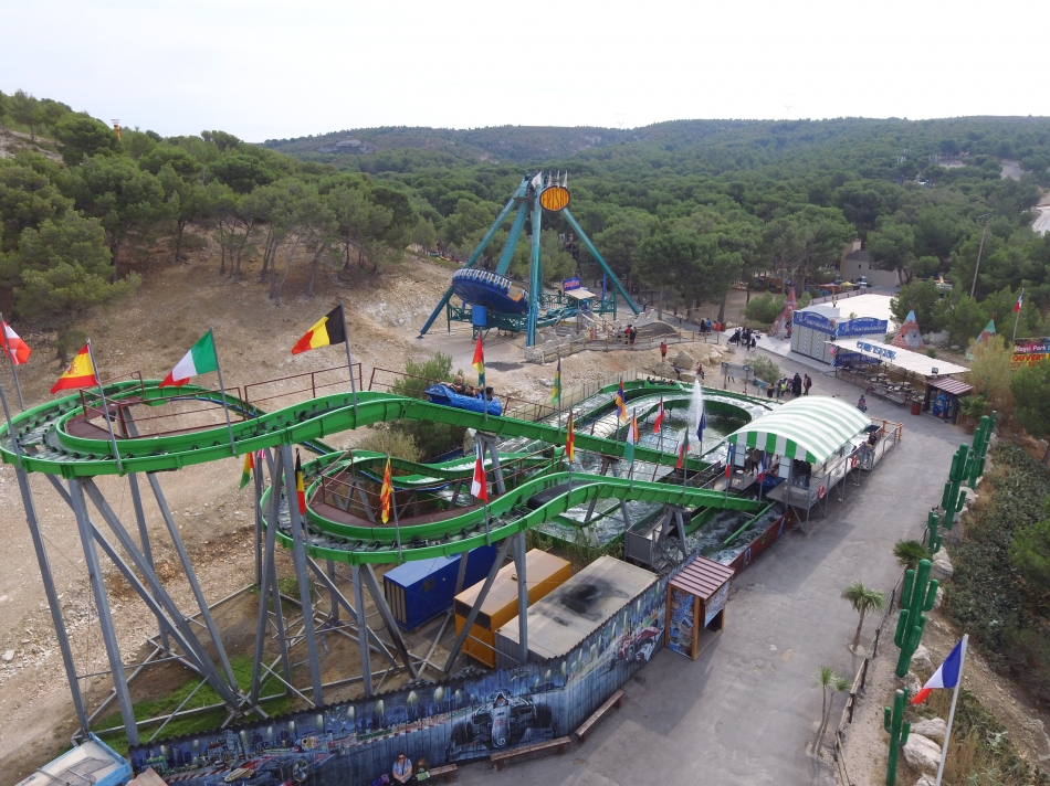 parc attraction dans le 13