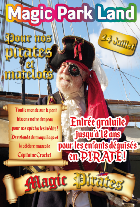 Journée Pirates