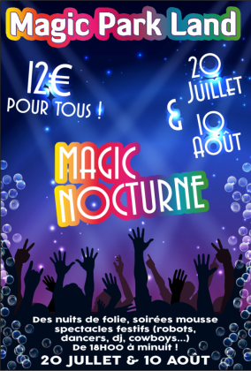 Magic Nocturnes